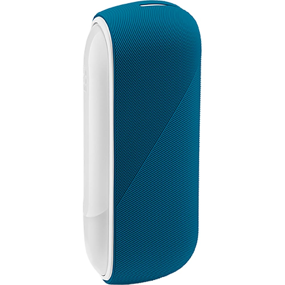 Silicon Sleeve Case for IQOS 3 Duo - Eventide Blue
