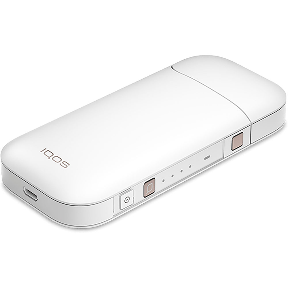 Pocket Charger for IQOS 2.4 Plus - White