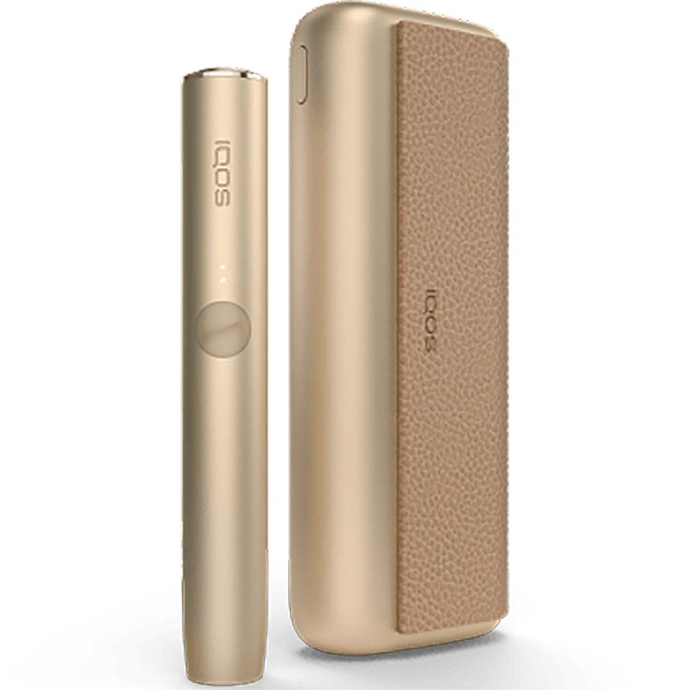IQOS Iluma Prime - Gold Khaki