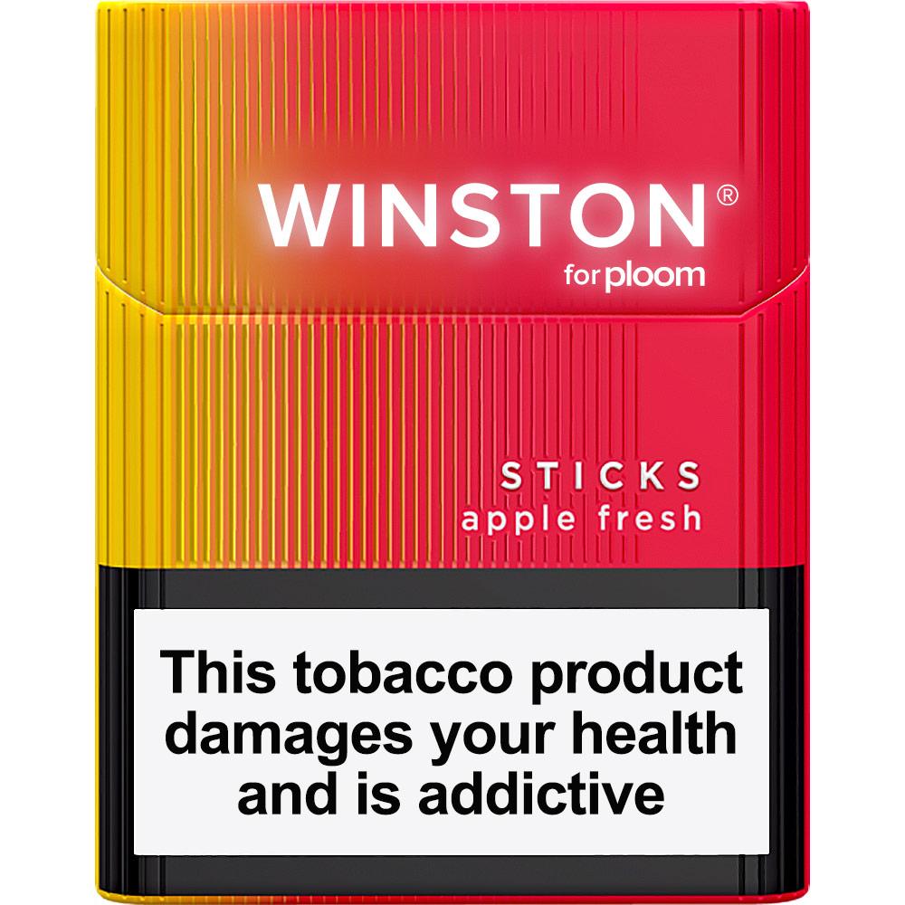 Winston Sticks - Apple Fresh