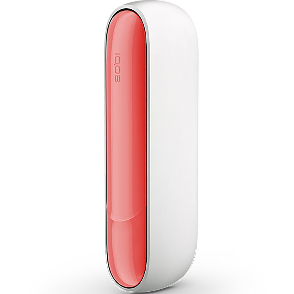 Door Cover for IQOS 3 Duo - Sunrise Red
