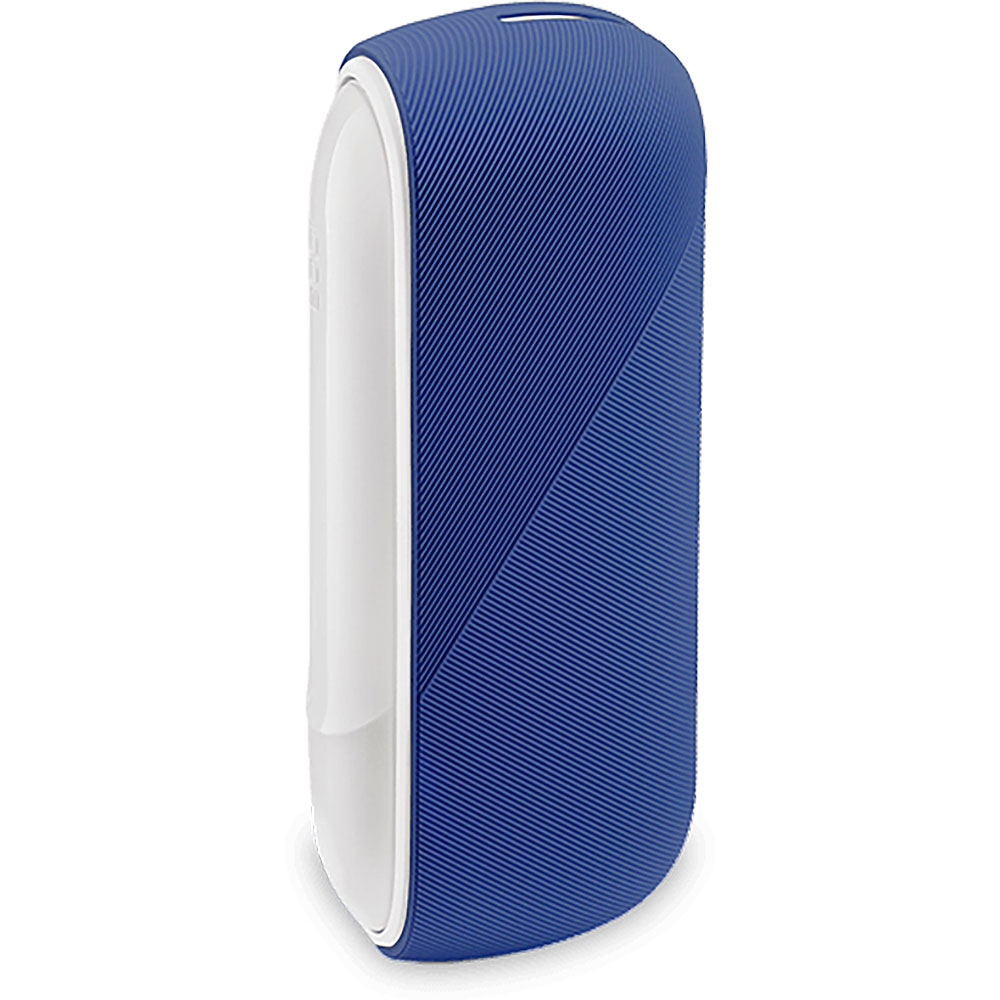 Silicon Sleeve Case for IQOS 3 Duo - Marine Blue