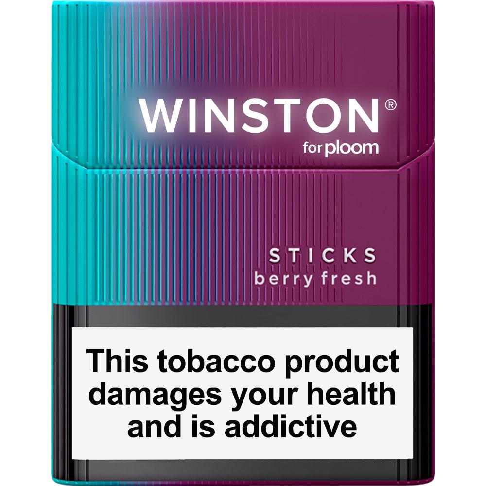 Winston Sticks - Berry Fresh
