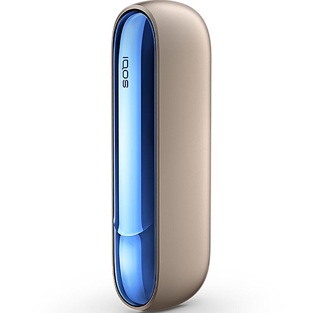 Door Cover for IQOS 3 Duo - Aqua Blue