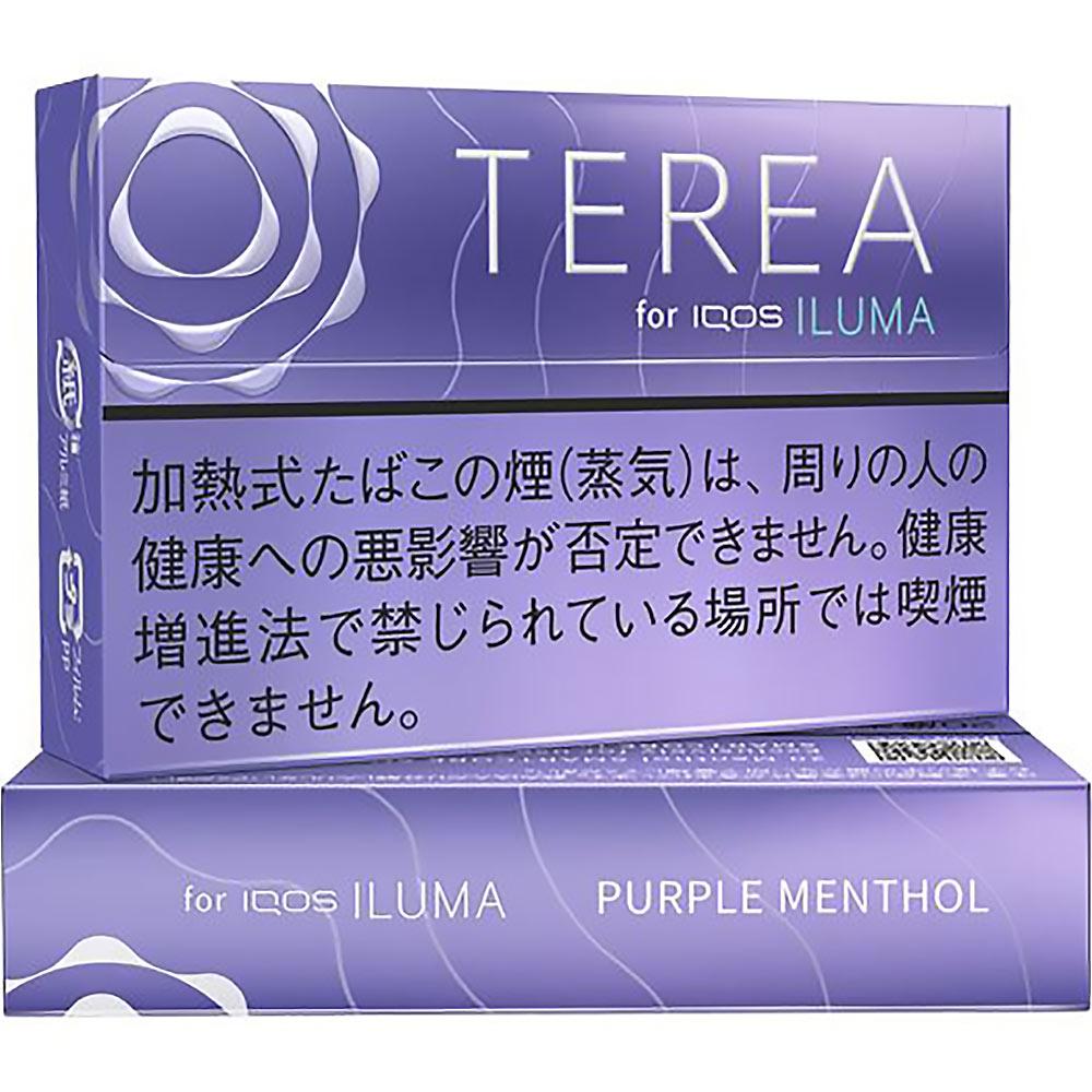Terea - Purple Menthol