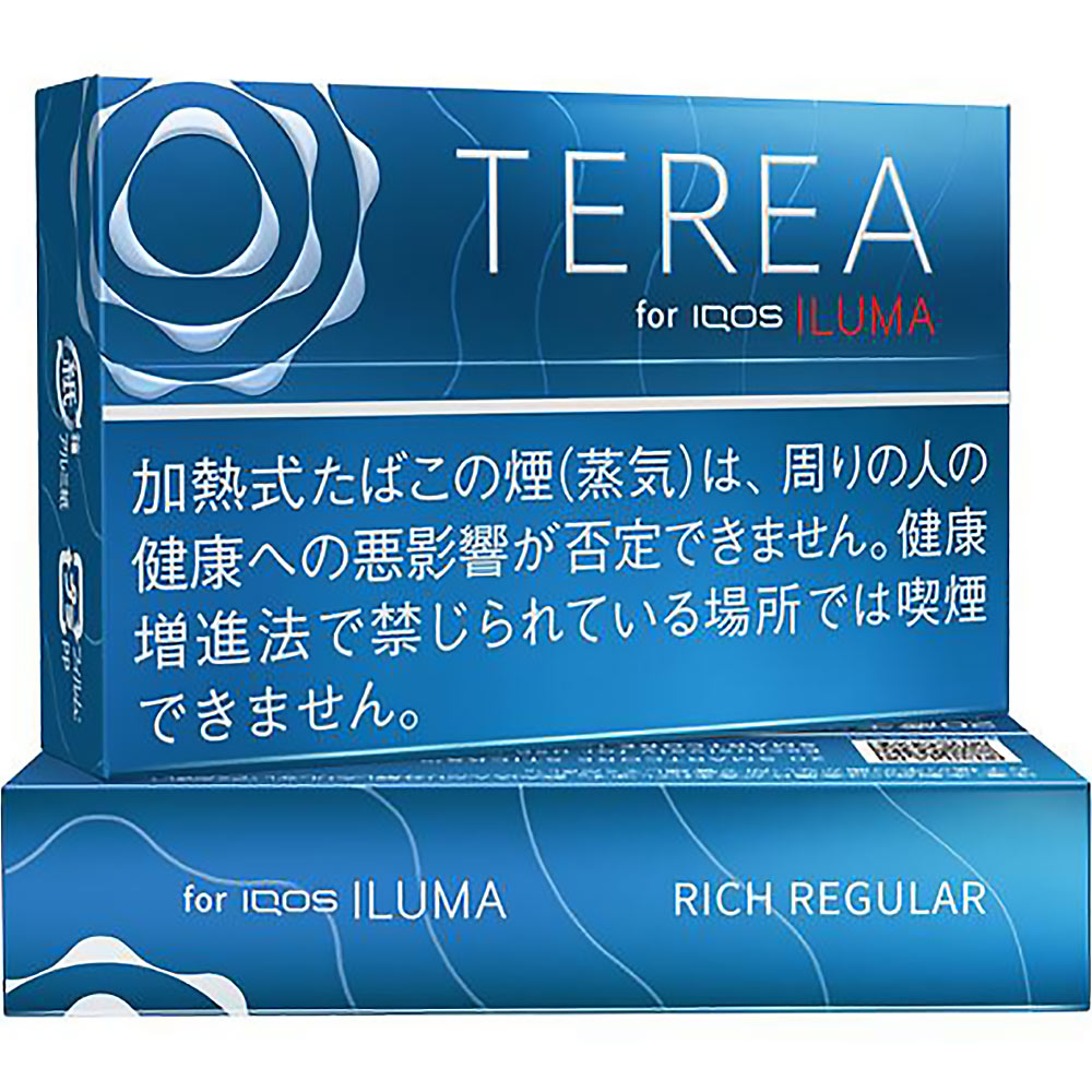 Terea - Rich Regular