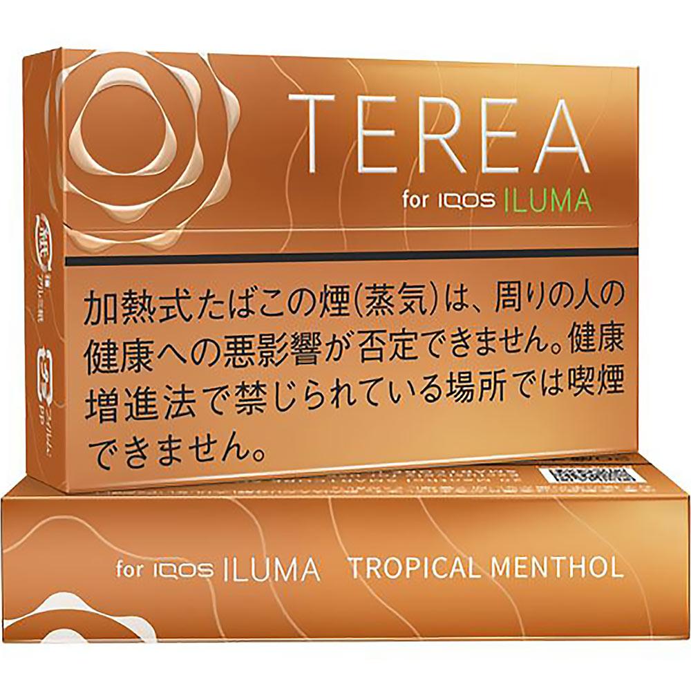Terea - Tropical Menthol