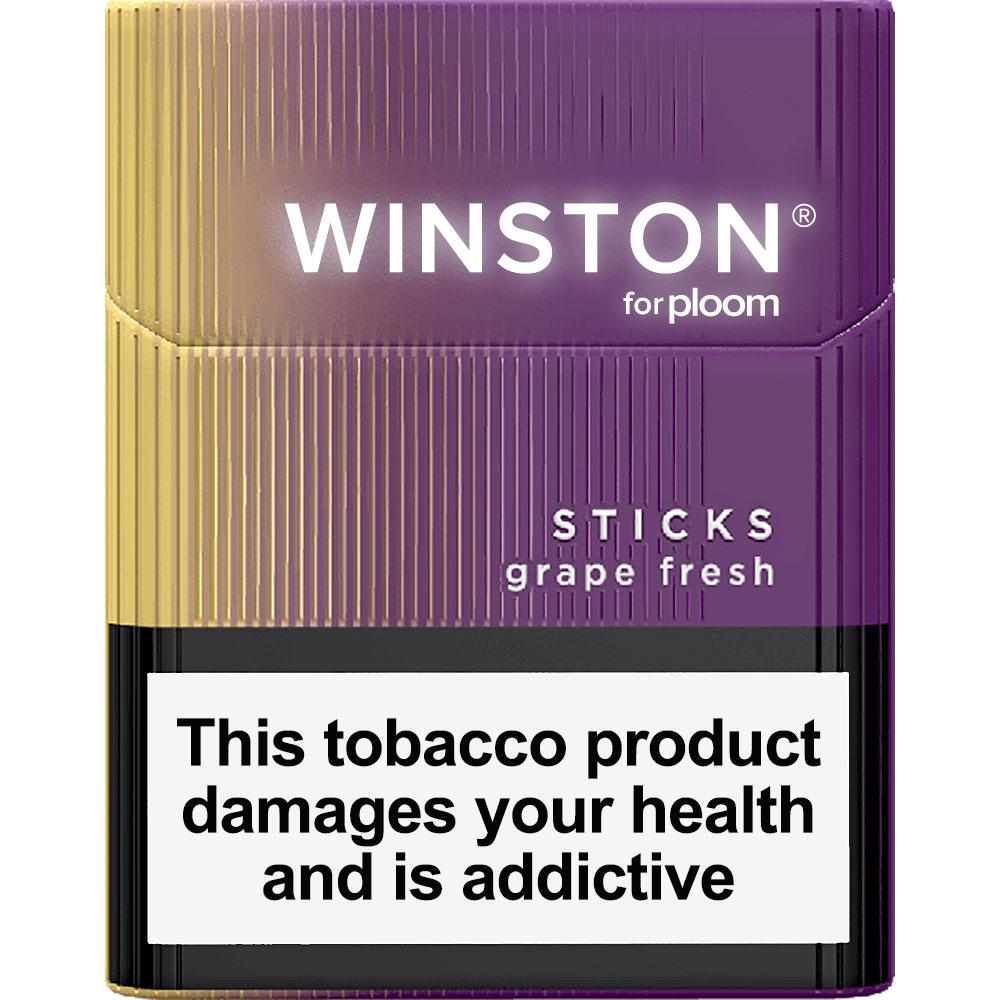 Winston Sticks - Grape Fresh