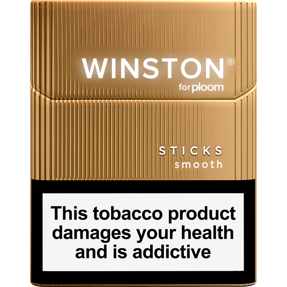 Winston Sticks - Smooth