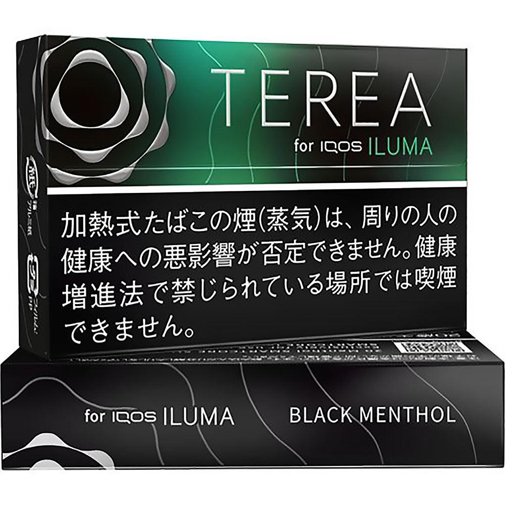Terea - Black Menthol