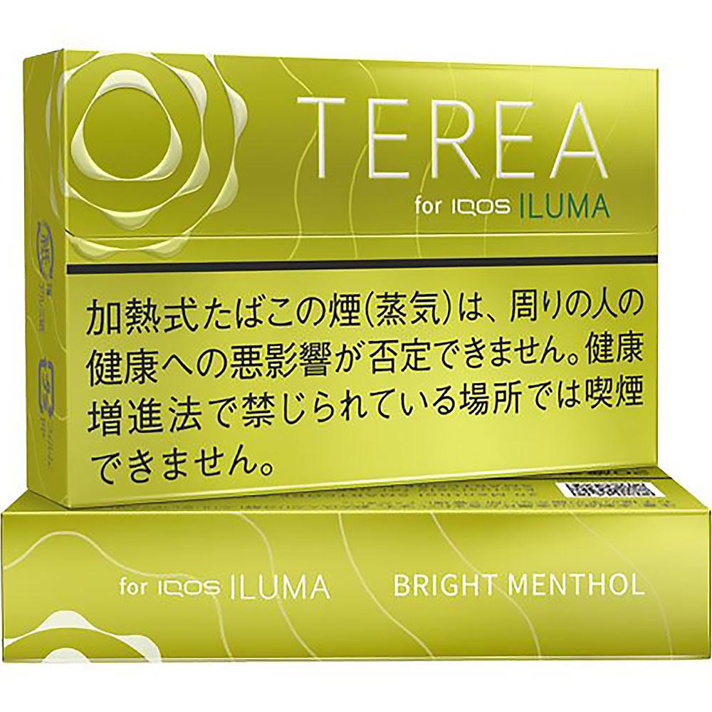 Terea - Bright Menthol