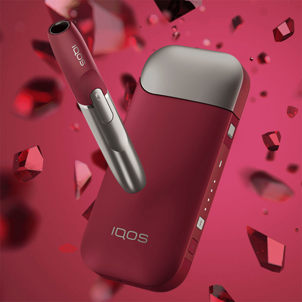 IQOS 2.4 Plus - Ruby Limited Edition
