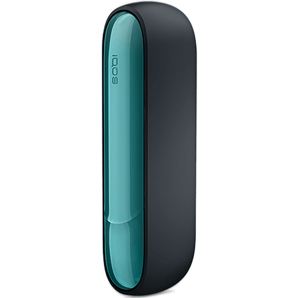 Door Cover for IQOS 3 Duo - Electric Teal