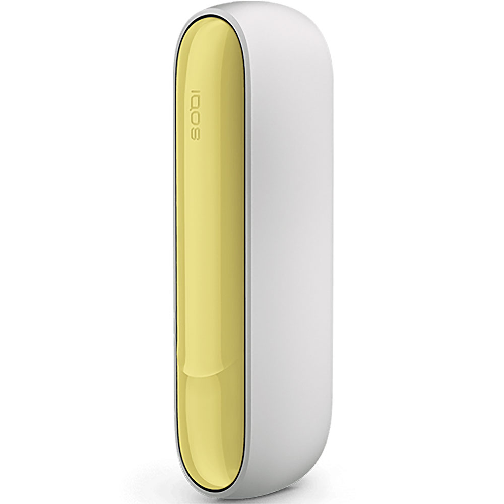 Door Cover for IQOS 3 Duo - Soft Yellow